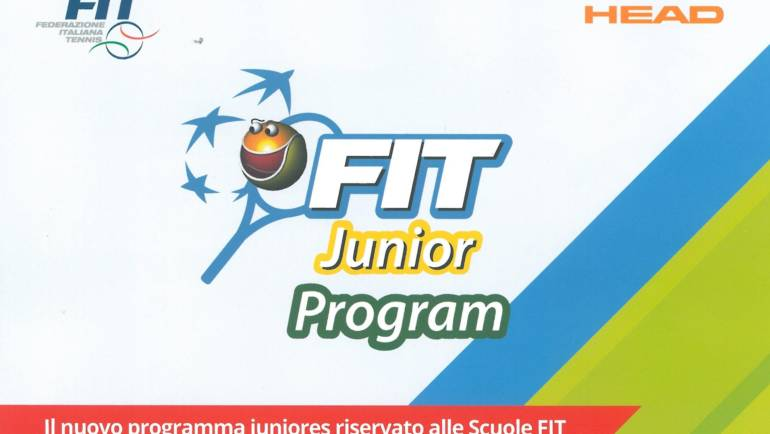 FIT Junior Program e Serie C fem. nel week!
