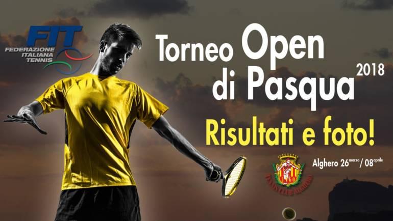 Torneo Open di Pasqua: risultati e foto!