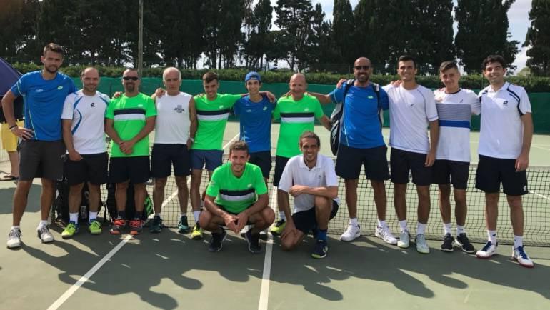 Serie d1 maschile campioni sardi 2018 !!!