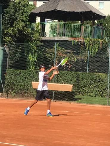 Lorenzo Carboni grande semifinale al torneo Lambertenghi 2018 !!!