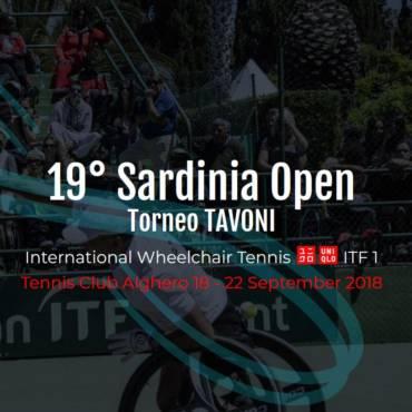 19° Sardinia Open Trofeo Tavoni