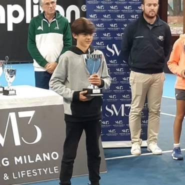 Junior Next Gen : Lorenzo Carboni trionfa a Milano !!!