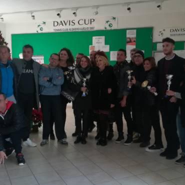 Risultati finali doppio sociale a squadre 2018…