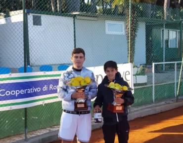 Lorenzo Carboni finalista al prestigioso Lemon Bowl di Roma.