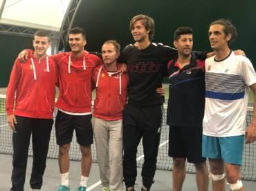 Serie C maschile: TC Alghero Campione Sardo 2019 !!!