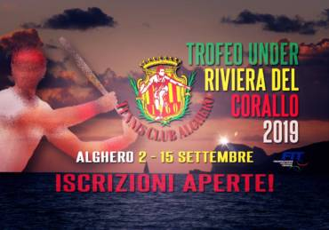Trofeo Under Riviera del Corallo 2019