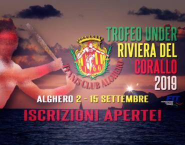 Trofeo Under Riviera del Corallo 2019