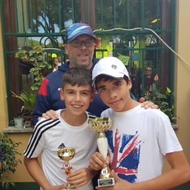 """Giorgio Alias si impone al torneo """"Bazzoni""""."""