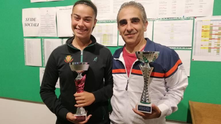 Ogno e Virdis conquistano il Trofeo Riviera del Corallo 2019 !!!