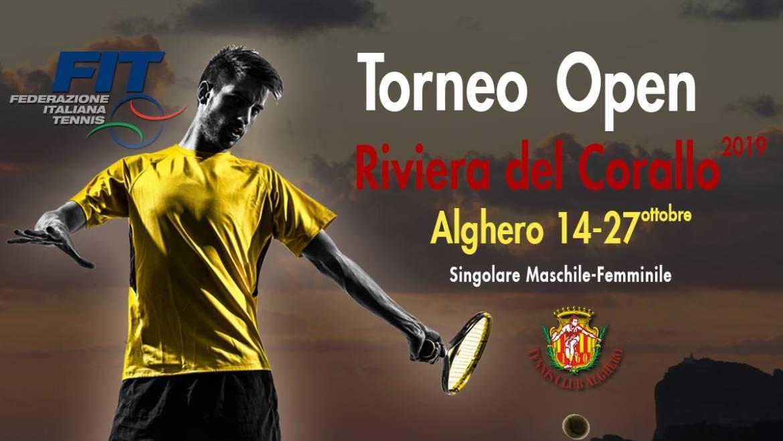 Torneo  FIT 3^-4^cat. Riviera del Corallo 2019