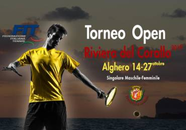 Torneo  FIT 3^-4^cat. Riviera del Corallo 2019