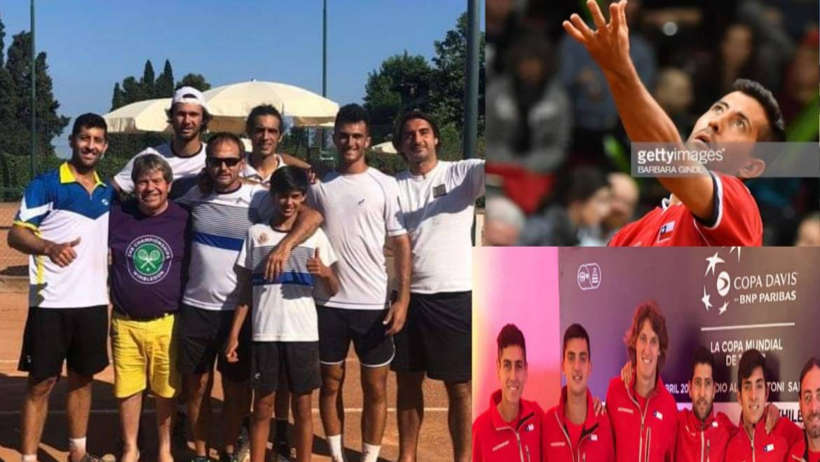 Tennis club Alghero presente a Madrid…
