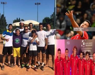 Tennis club Alghero presente a Madrid…
