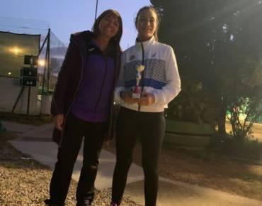 Alice Martinez finalista al fit junior di Olbia.