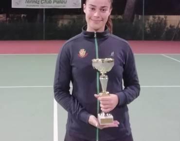Dopo Arzachena vittoria a Palau per Anastasia Ogno.