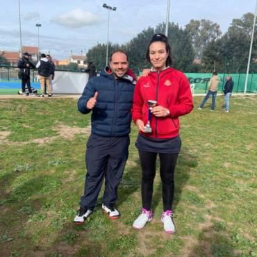 Grande vittoria di Alice Martinez al master regionale fit junior program.