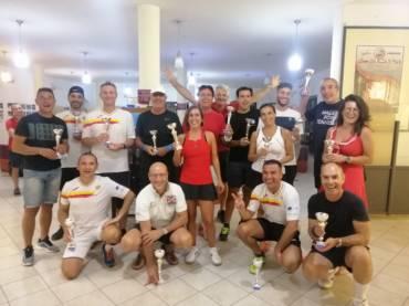 Doppio giallo vittoria per le coppie Saba-Simbula (gold) e Broggi-Cherchi (silver)!!!