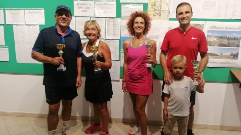 Doppio giallo in terra 2020 complimenti ai vincitori Agostara-Cherchi…