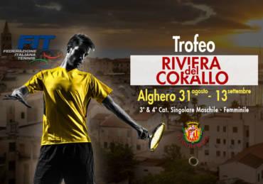 Trofeo Riviera del Corallo 2020.