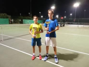 Fragasso conquista il torneo 3^-4^ cat. di Alghero.
