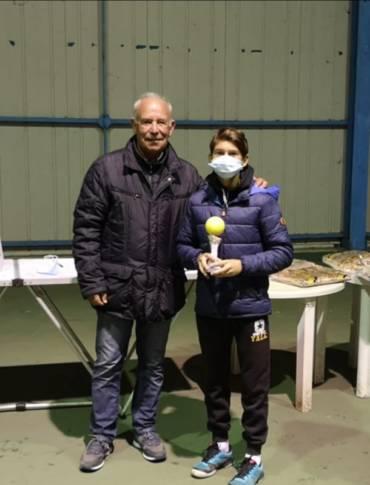 Alessandro Concu vince la terza categoria a Macomer…