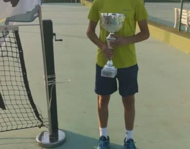Alessandro Concu trionfa ai campionati sardi under 16.