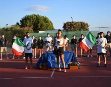 Grande Anastasia Ogno vice-campionessa italiana 3^cat.