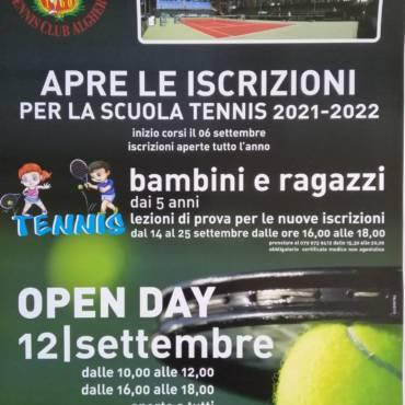 Riparte la scuola tennis !!!
