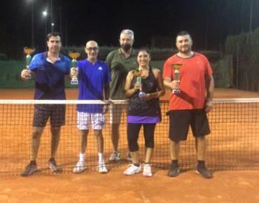 Doppio giallo in terra complimenti ai vincitori Cherchi-Castellini…